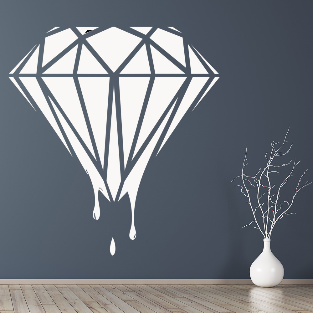 Blood Diamond Wall Art Wall Sticker