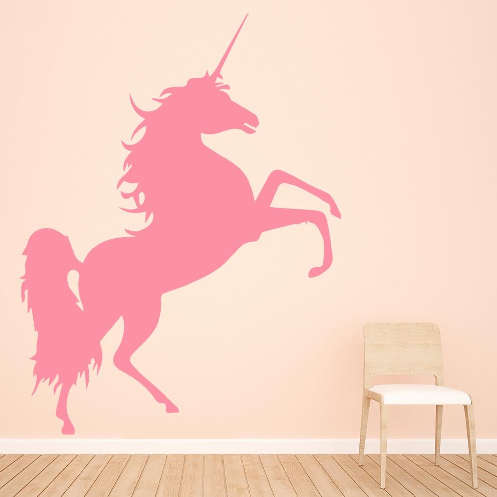 Pegasus Wall Stickers Unicorn Wall Art