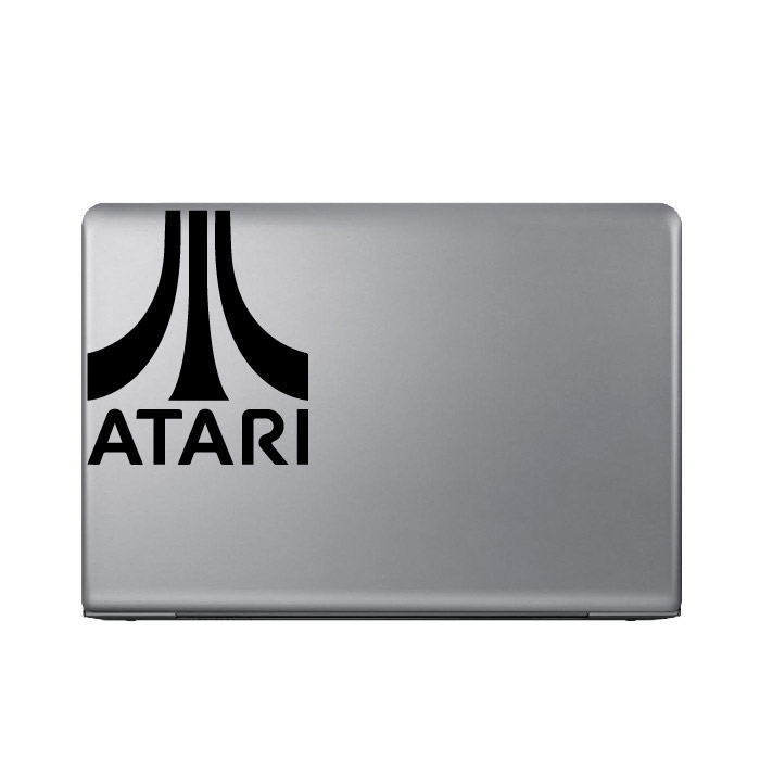 Atari Gaming Entertainment Laptop Phone Tablet Car Stickers Home Decor Art Decal
