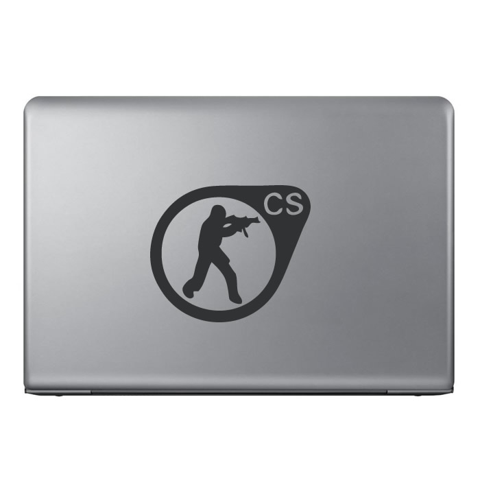 Counter Strike Gaming Entertainment Laptop Phone Tablet Car Stickers Art Decals