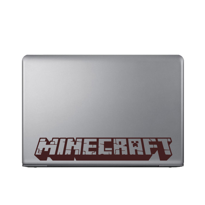 Minecraft Gaming Entertainment Laptop Phone Tablet Car Stickers Home Art Decals