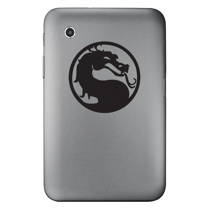 Mortal Combat Gaming Entertainment Laptop Phone Tablet Car Stickers Art Decals