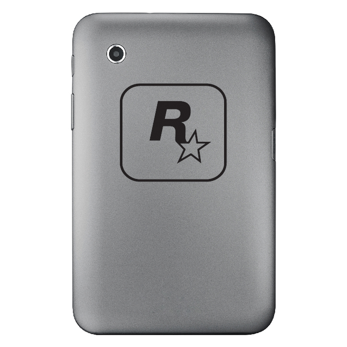 Rockstar Gaming Entertainment Laptop Phone Tablet Car Stickers Home Art Decals