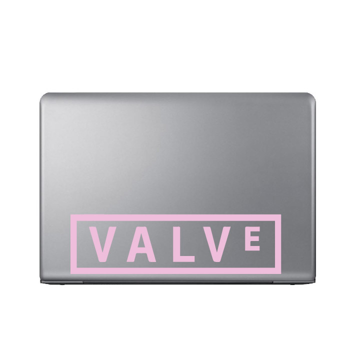 Valve Gaming Entertainment Laptop Phone Tablet Car Stickers Home Decor Art Decal