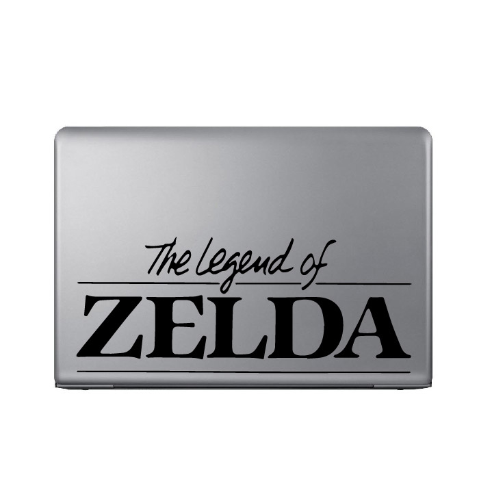 Zelda Gaming Entertainment Laptop Phone Tablet Car Stickers Home Decor Art Decal