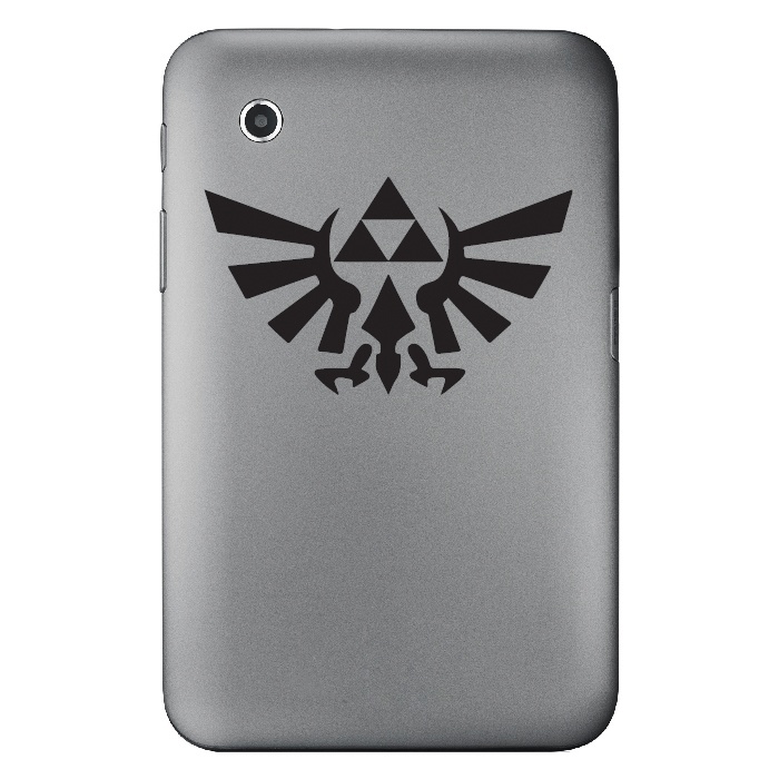 Zelda Triforce Gaming Entertainment Laptop Phone Tablet Car Stickers Art Decals