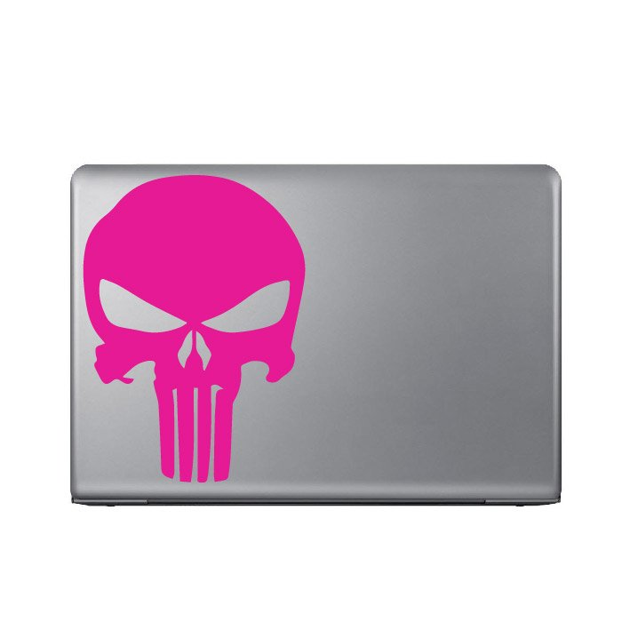 Punisher Gaming Entertainment Laptop Phone Tablet Car Stickers Home Art Decals