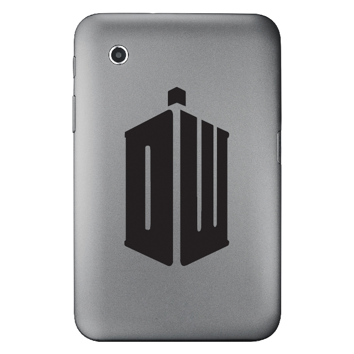 Doctor Who Sci-Fi TV Laptop Phone Tablet Car Stickers Home Decor Art Decals