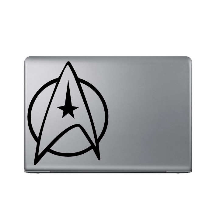Star Trek Sci-Fi Film TV Laptop Phone Tablet Car Stickers Home Decor Art Decals