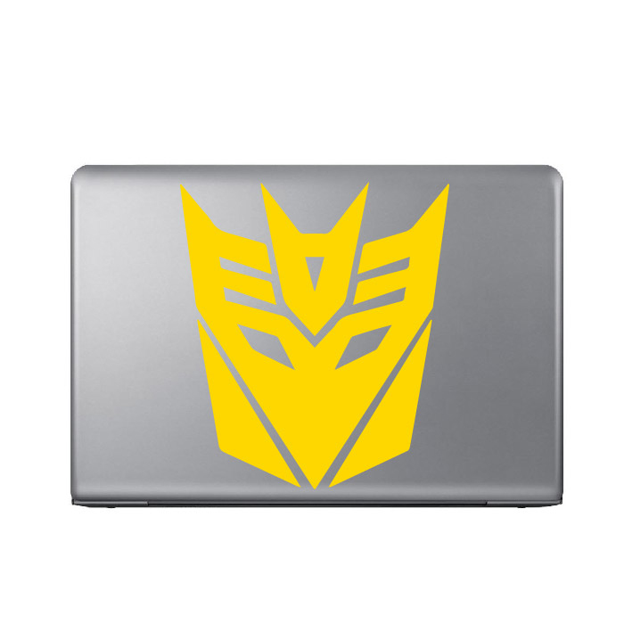 Transformers Deception Sci-Fi Film TV Laptop Phone Tablet Car Sticker Home Decal