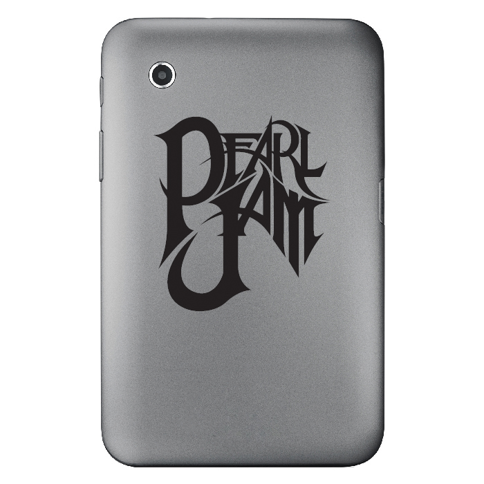 Pearl Jam Laptop Phone Tablet And Car Sticker Decal Art