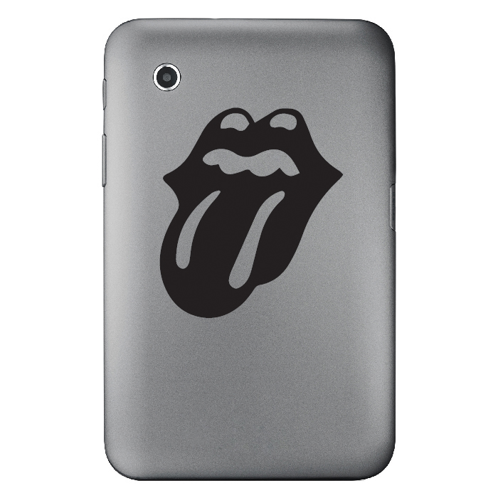 Rolling Stones Band Name Logo Laptop Phone Tablet Car Stickers Home Art Decals