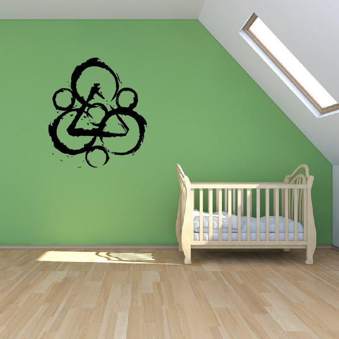 Coheed Logo Symbol Gaming & Entertainment Wall Stickers Home Art Decals