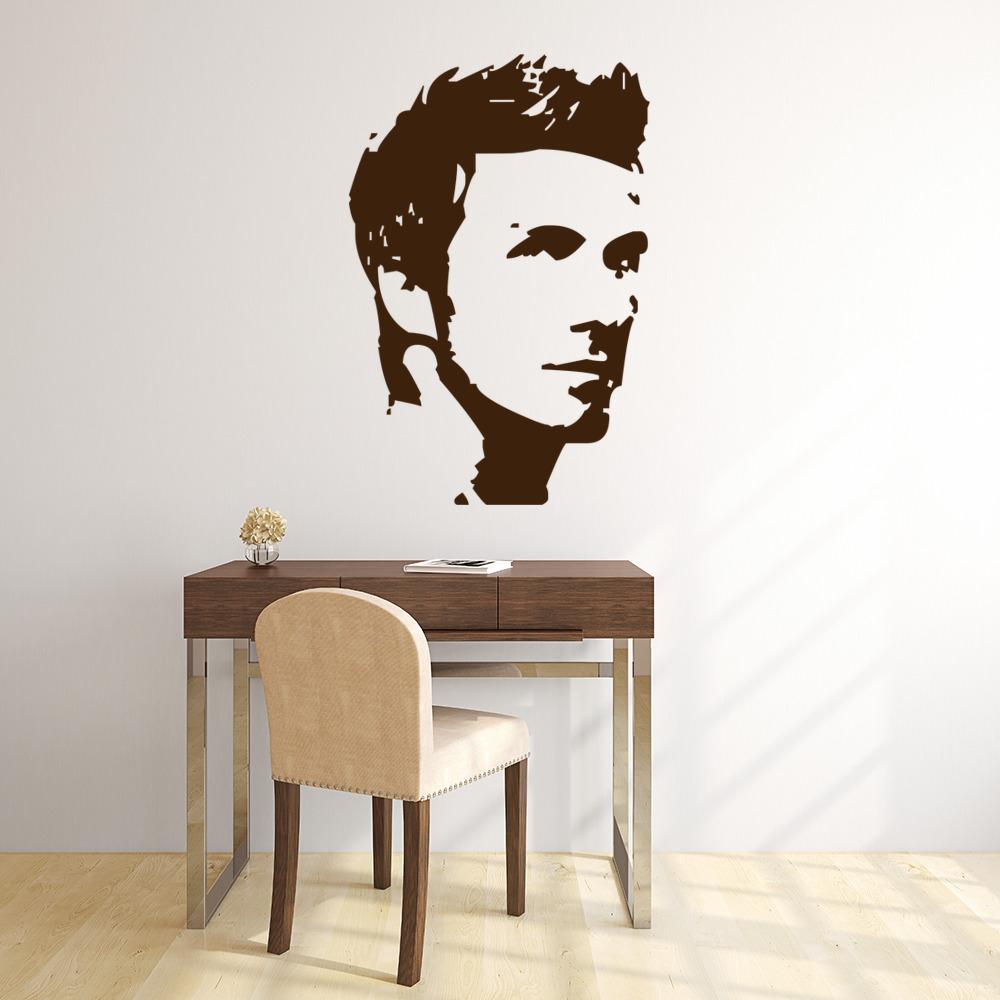 David Beckham  Wall Sticker Icon Wall Art