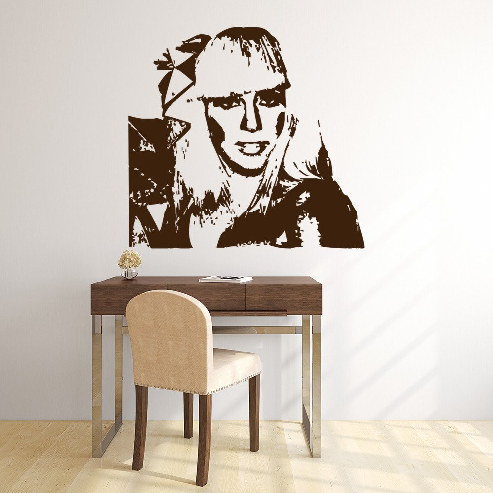 Lady Gaga Music Artist Icons & Celebrities Wall Stickers Home Decor Art Decals