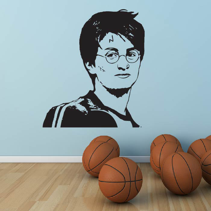 Harry Potter Portrait Magic TV & Movie Wall Stickers Home Decor Art Decals