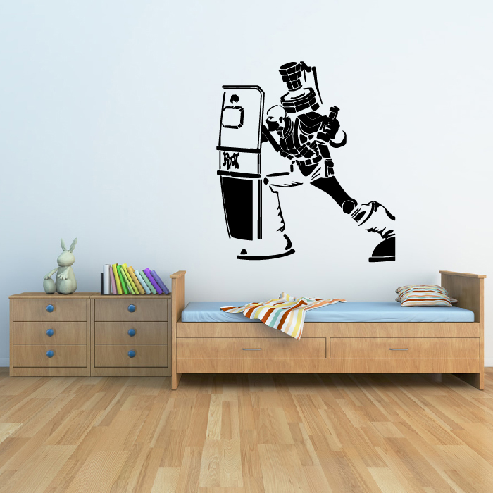 Singed League OF Legends Gaming & Entertainment Wall Stickers Home Art Decals