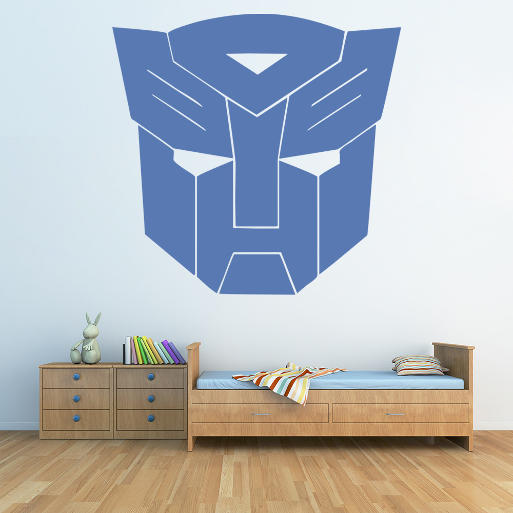 Transformers Autobots Wall Sticker Wall Art