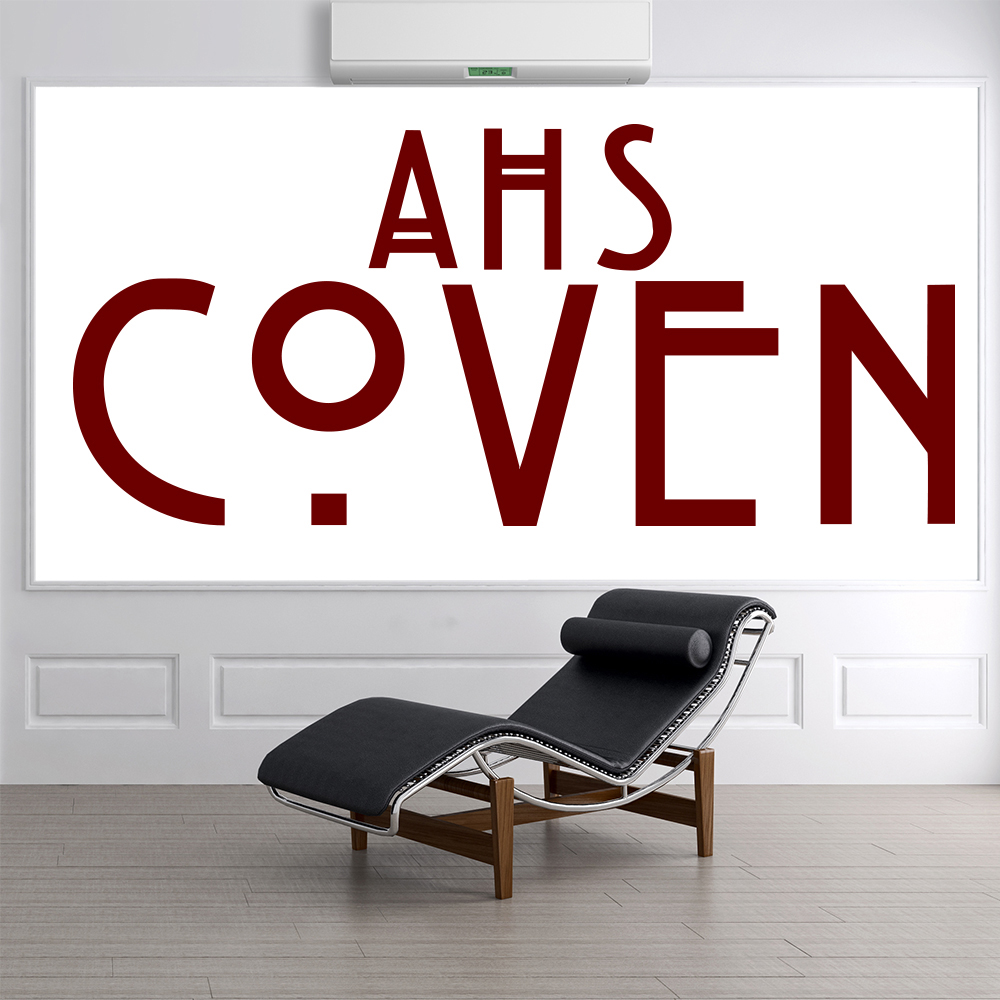 American Horror Story Coven US American TV & Film Wall Stickers Home Art Decals