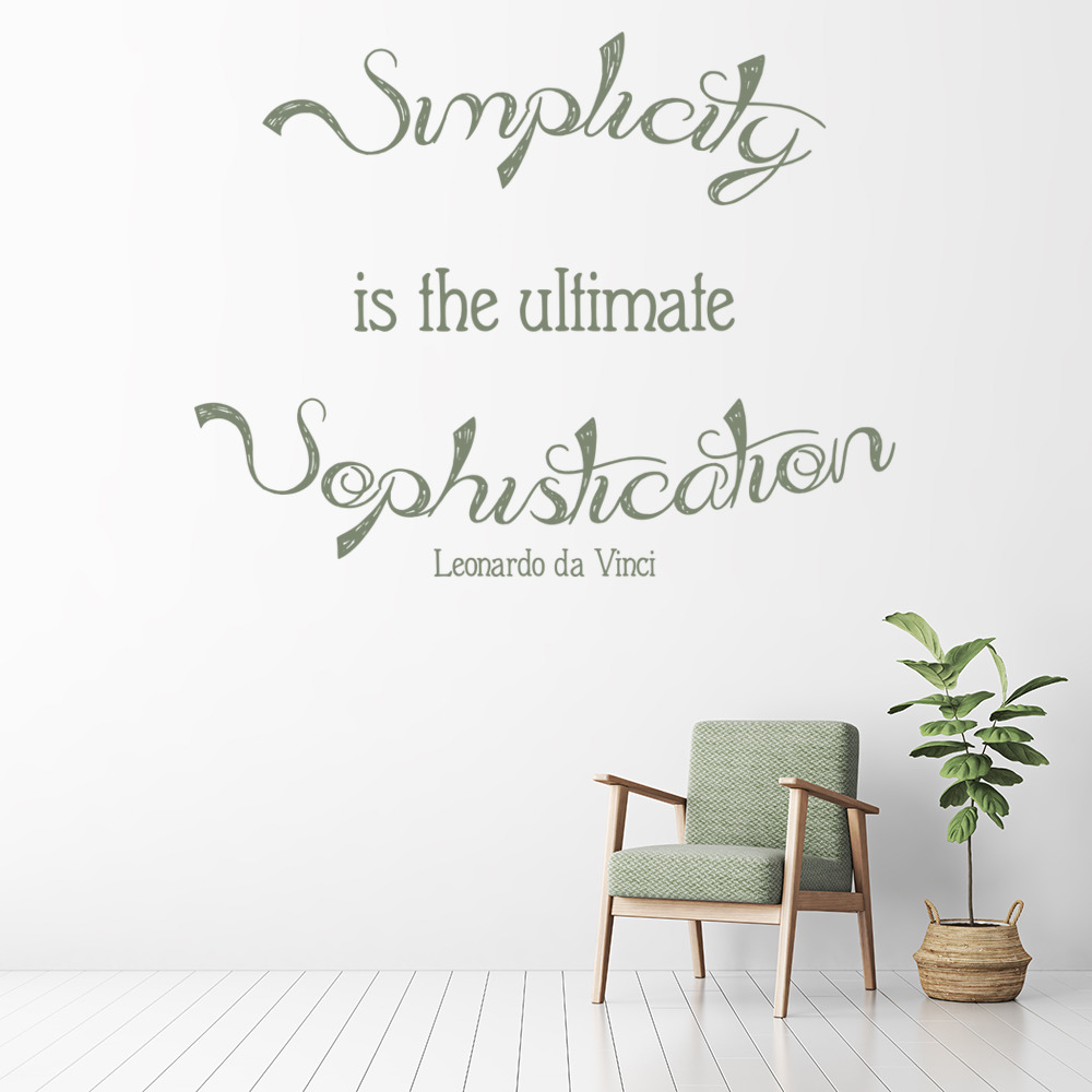 Life Amp Inspirational Wall Stickers Iconwallstickers Co Uk