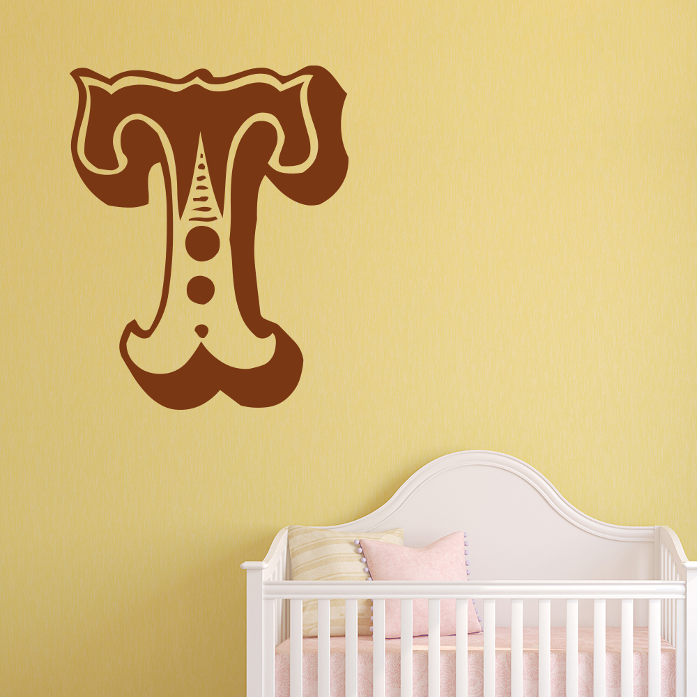 Circus Wall Stickers | Iconwallstickers.co.uk