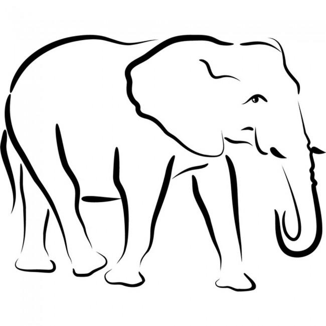 elephant wallpaper for bedroom