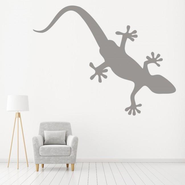 054faa4b2d6ff Gecko Lizard Reptile Animals Wall Sticker
