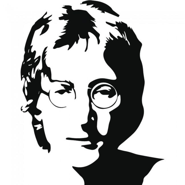 John Lennon Room Decor