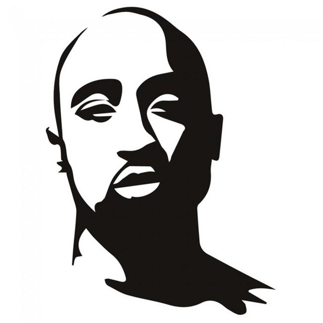 Tupac Wall Decor