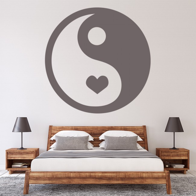 heart peace sign wall sticker decorative wall decal art peace sign collage wall decals wall decals san