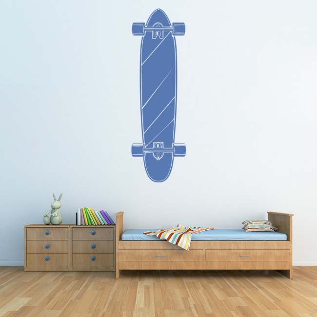 WS-35714-01.jpg & Skateboard Wall Sticker Sports u0026 Hobbies Wall Decal Kids Bedroom ...