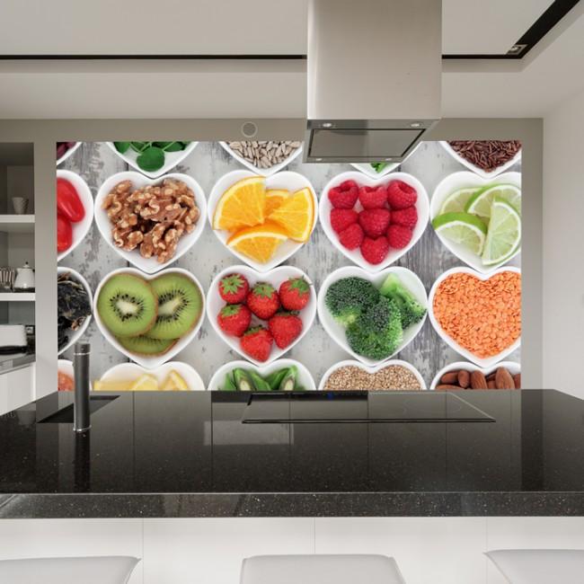 Kitchen Wallpaper Murals Uk