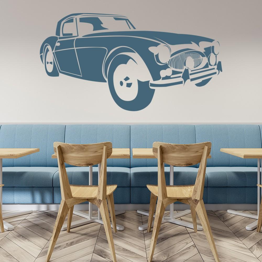 China Kitchen Austin Tx: Austin Healey Car Wall Sticker Vehicles Transport Wall