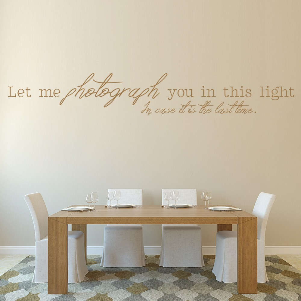 When We Were Young Adele Song Lyrics Wall Sticker