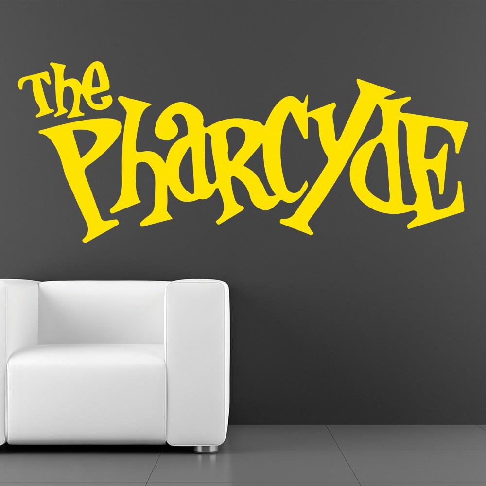 The Pharcyde Band Logo Wall Sticker