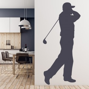 Shop Golf Wall Stickers - ICON