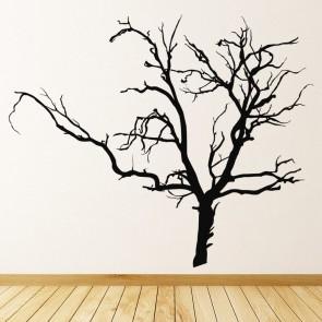 Bare Tree Creepy Tree Halloween Wall Stickers Seasonal Home Decor Art Decals