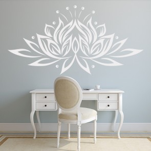 how to design your bedroom floral designs wall stickers iconwallstickers co uk 18897