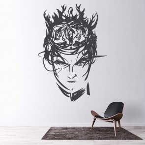 Game Of Thrones Wall Art game of thrones wall stickers | iconwallstickers.co.uk