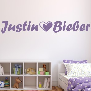 Justin bieber room decor
