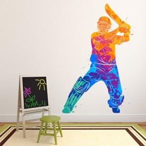 Shop Cricket Wall Stickers - ICON