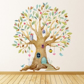 68961c6c45 Shop Fairytale Wall Stickers For Kids - ICON