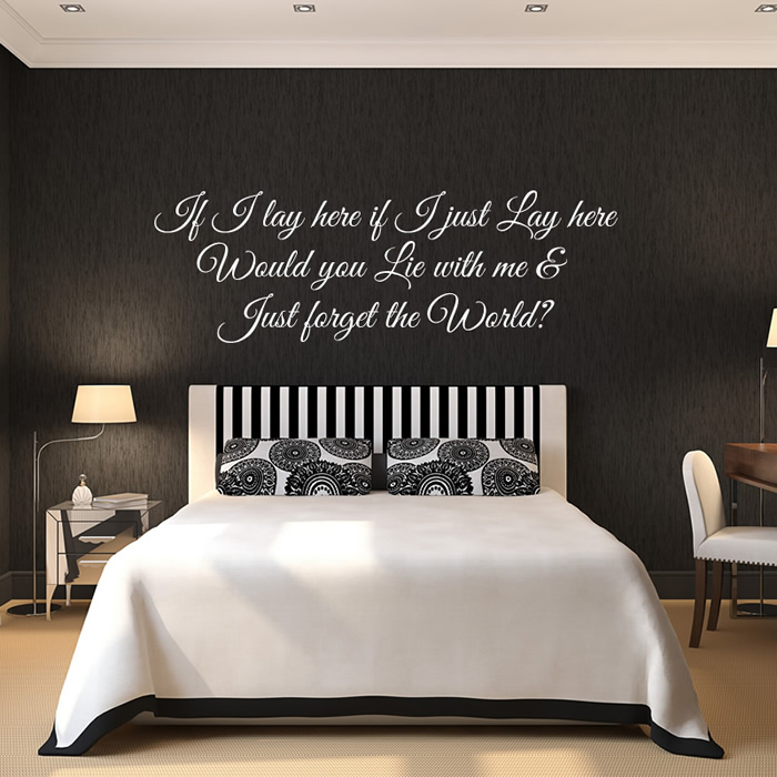 song lyric quotes wall stickers iconwallstickers co uk snow patrol wall art lyrics wall stickers