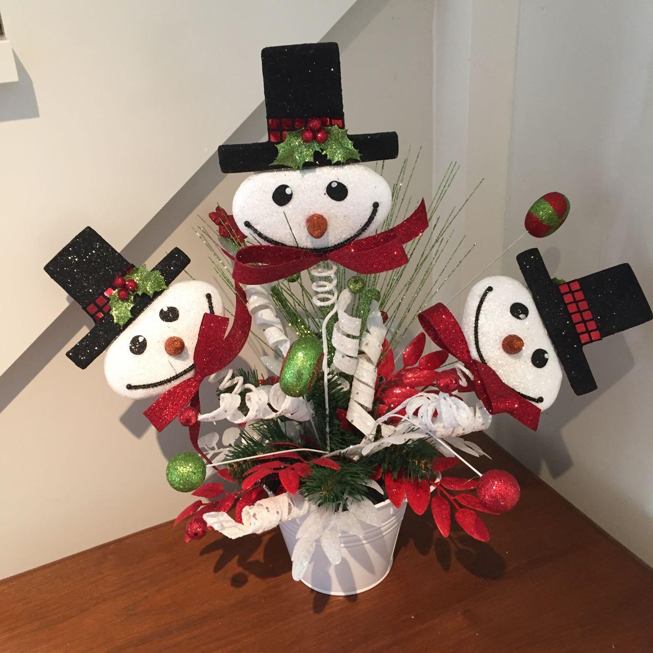 craft snowmen image - Christmas Blogs