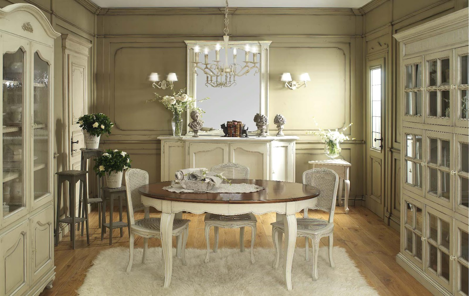 The History of Shabby Chic